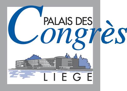 Liège, Palais des Congrès, Esplanade de l'Europe 2 BE-4020 Liège
